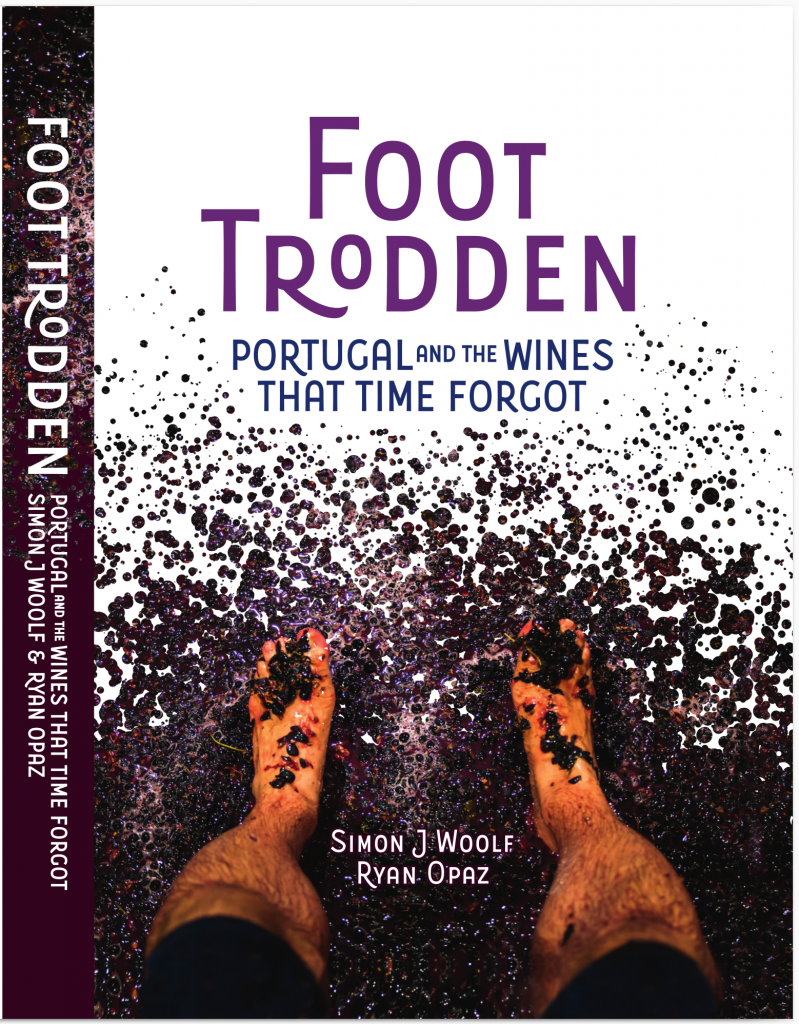 Foot Trodden book cover and spine. Click to order it now!